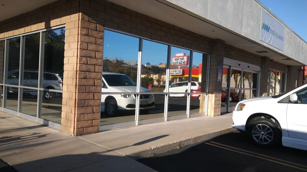 San Diego Commercial Window Tinting