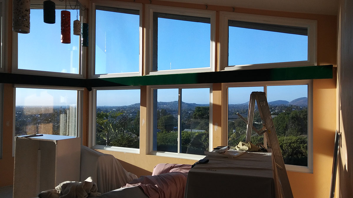San Diego Residential Window Tinting