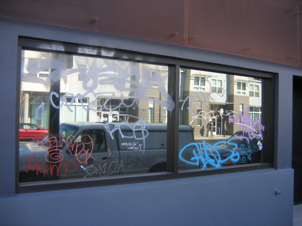 Anti-Graffiti Solutions